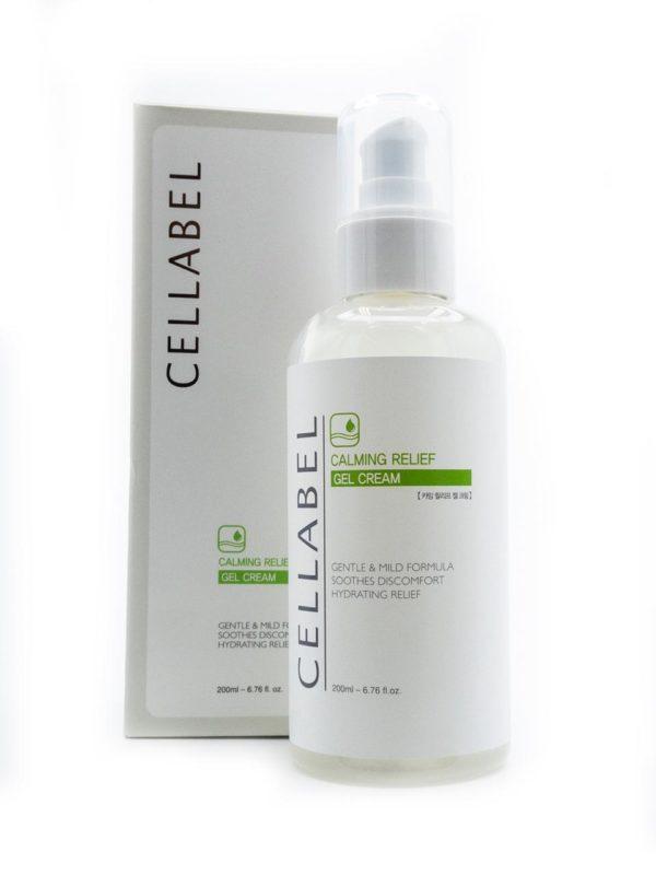 CELLABEL CALMING CEL CREAM-Биомиметический успокаивающий гель-крем