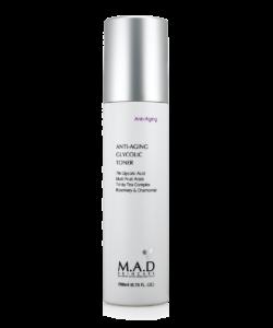 M.A.D.Skinkare   Anti Aging Glycolic Toner